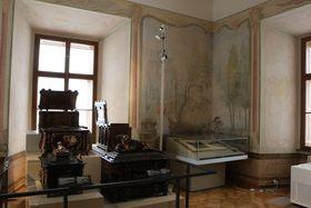 Las pnturas al fresco renacentistas, foto: Dominika Bernáthová