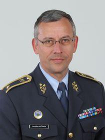 František Mičánek, photo: archive of University of Defense in Brno
