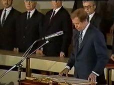 Václav Havel (Foto: Tschechisches Fernsehen)