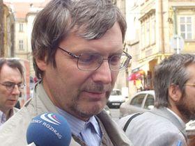Leoš Šatava, předseda Společnosti přátel Lužice, foto: autor