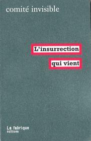 Photo: La fabrique éditions