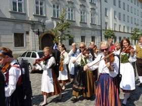 Foto: Archivo de Prague Folklore Days