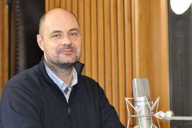 Petr Kolouch, foto: Jana Kudláčková, archiv ČRo