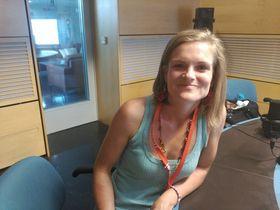 Irena DeLave, foto: Julia Rios / Český rozhlas - Radio Praha