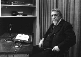 František Lexa (Foto: Archiv des Tschechischen Rundfunks)