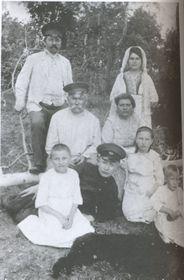 Семья Келиных, Фото: Архив А. Келина
