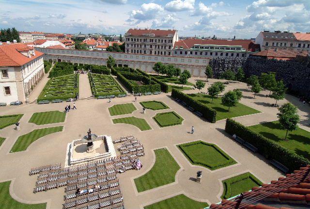 Вальдштейнский сад, фото: V. Groulík, CC BY-SA 3.0
