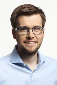 Jakub Michálek, foto: archivo del Partido Pirata