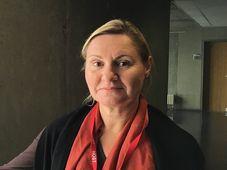 Jana Kopelentová-Rehak, photo: Ian Willoughby