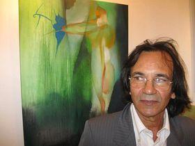 Ernesto García Peña, foto: Gonzalo Núñez