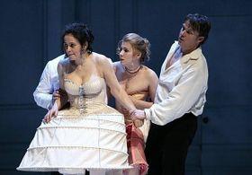 'L'Enlèvement au sérail', photo: Théâtre national
