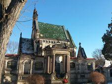 Кладбище в Распенаве, Фото: Ивана Бернатова, Чешское радио