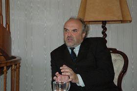 Jiří Fajt, foto: archivo del Ministerio de la Cultura