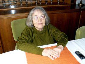 переводчик Кундеры Нина Шульгина, Фото: официальный фейсбук Нины Михайловны Шульгиной