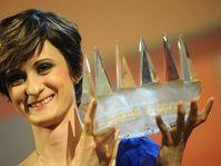Martina Sáblíková a été élue Meilleur sportif tchèque de l'année 2010, photo: CTK