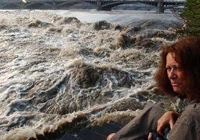 Nuevas inundaciones amenazan la República Checa, Foto: CTK