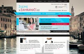 www.zijemevzahranici.cz