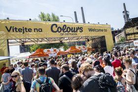 Foto: página web oficial de Colours of Ostrava