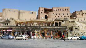 Ciudadela de Erbil, foto: Sarchia Khursheed, CC BY-SA 4.0