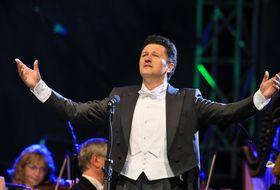 Piotr Beczała singt in Český Krumlov (Foto: Press Service MHF Český Krumlov)