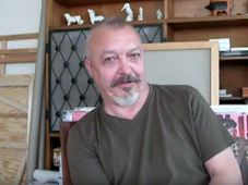 Игорь Андрианов (Шульман), фото: Чешское радио - Радио Прага