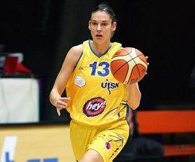 Sandra Le Dréan, photo: www.uskbasketbal.cz