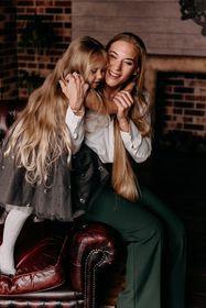 Одарка с дочерью Златой, фото: Виктория Гавриленко