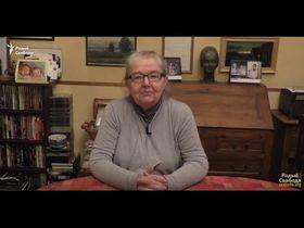 Председатель Рады БНР Ивонка Сурвилла, фото: YouTube