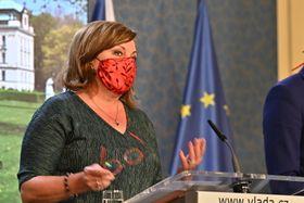Alena Schillerová, foto: Vláda ČR