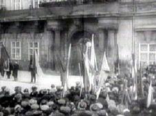 Prague, février 1948