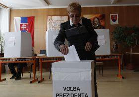 президентские выборы в Словакии, Фото: ЧТК / AP Photo / Petr David Josek