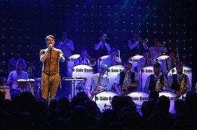 Vojtěch Dyk y B-side Band , foto: página web oficial de B-side Band