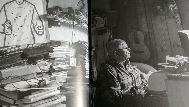 Petr Lobeč, photo repro: Aleš Palán, 'Jako v nebi, jenže jinak' / Prostor