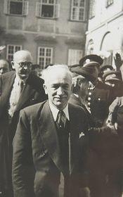 Edvard Beneš (Foto: František Janda, Creative Commons 3.0