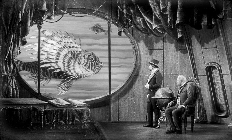The Fabulous World of Jules Verne, photo: archive of Muzeum Karla Zemana