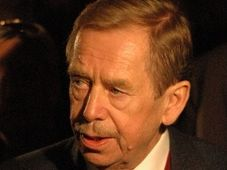 Václav Havel (Foto: Tomáš Vodňanský, Archiv des Tschechischen Rundfunks)