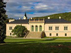 El palacio de Čechy pod Kosířem, foto: Aleš Spurný, ČRo