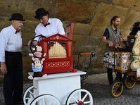 'The Barrel Organ Lives!', photo: Ondřej Tomšů