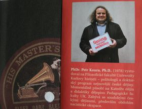 Petr Koura, photo repro: 'Swingaři a potápky v protektorátní noci' / Academia