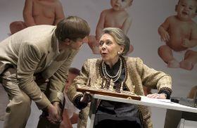 'Poderosa Afrodita', foto: Archivo del teatro Divadlo Na Vinohradech