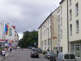 Sudetendeutsches Haus in München (Foto: Google Street View)