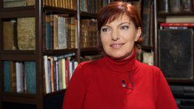 Alena Mornštajnová, photo: ČT
