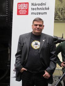 Ladislav Šustr, foto: Martina Schneibergová