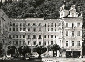 Grandhotel Moskva, 1968 г., фото: Karlovy Vary, Facebook