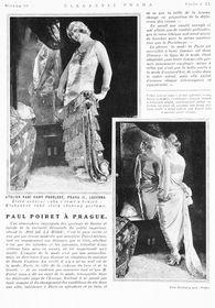 Hana Podolská měla řadu let svůj salón vPaláci Lucerna, foto: František Drtikol, archiv Uměleckoprůmyslového muzea