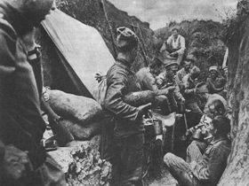 Окопы Зборовского сражения, Фото: открытый источник