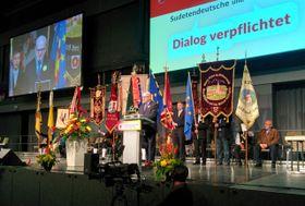 Congreso de los alemanes de los Sudetes, foto: ČTK