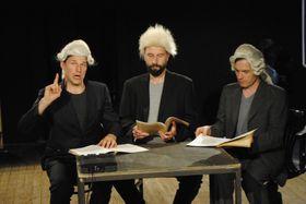 Deutsch-Tschechisches Kabarett (Foto: Carla Sommer)