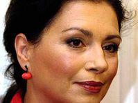 Jana Bobošíková, photo: CTK