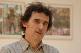 František Skála, photo: Tomáš Vodňanský, ČRo